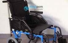 Invalidska kolica visoki naslon