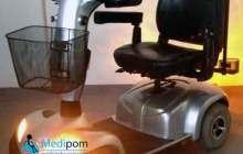 Elektromotorni invalidski skuter