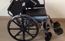 Invalidska kolica sa kahlicom