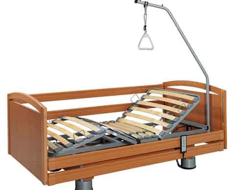 Medicinski kreveti - drveni